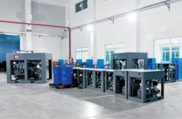 专注空气压缩设备经验一站式服务