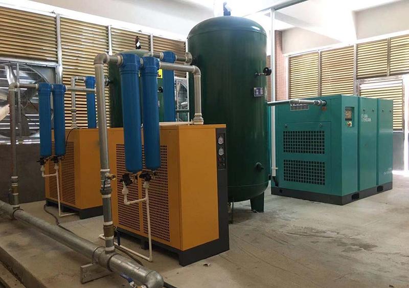 惠州空压机:螺杆式压缩机空压机的维护保养手册