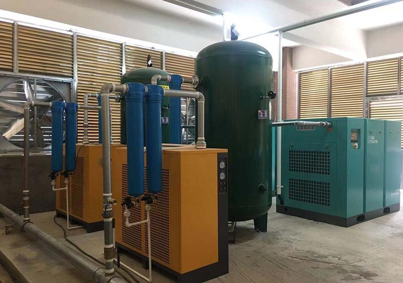 惠州空压机:螺杆空压机不维护保养的五大伤害