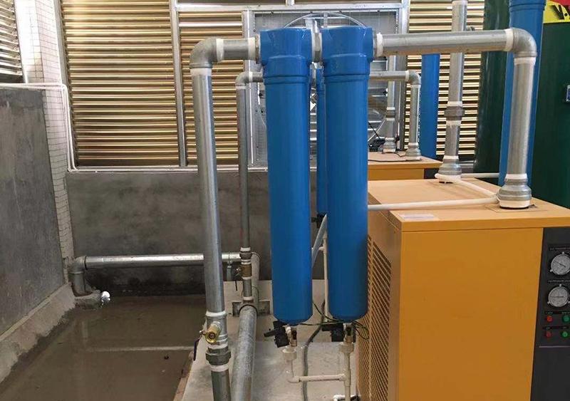 空压机厂家:雾霾污染对螺杆空压机运作的危害!