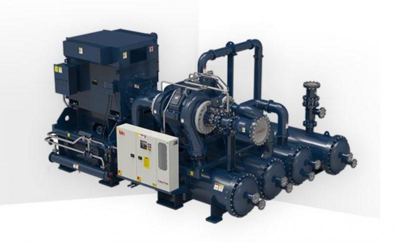 离心式空气压缩机与螺杆式空压机的区别